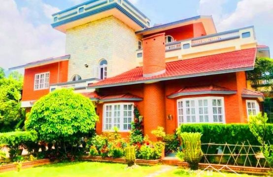 Fully Furnished Bungalow House for Rent