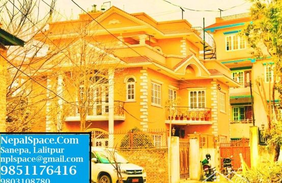 Semi Furnished 5 BHK Bungalow for Rent