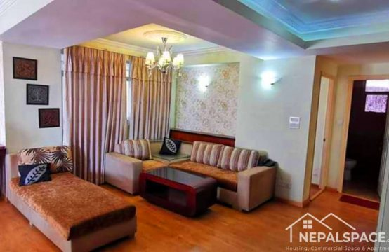 Furnished 4BHK modern apartment for rent in Sunrise Apartment