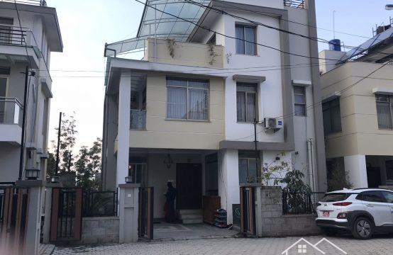 A Newly Built Colony House for Sale