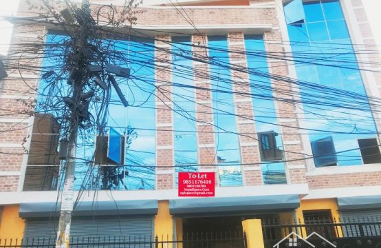 Ground floor Shutter with 1st Space available for Rent