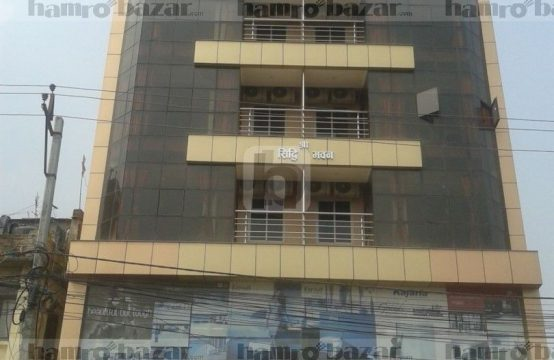 Prime Commerical Building At Kuleshwor For Rent/ Lease