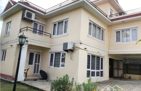 4BHK Furnished Bungalow For Rent