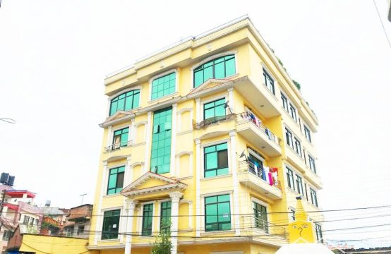 4BHK Flat available is for Rent