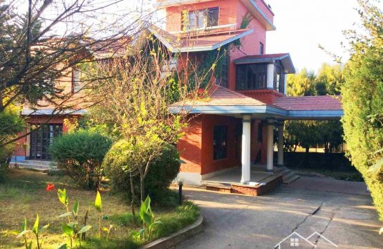 Two Ropani Land with a Beautiful Bungalow is for Rent