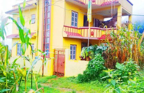 सस्तो मुल्यमा आकर्षक घर : Double stored house for sale