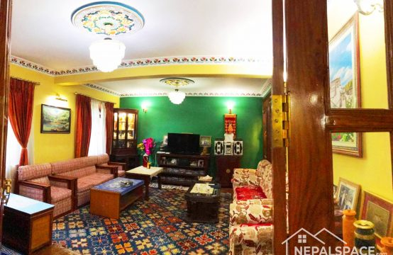 Luxurious Bungalow : Furnished House for Rent