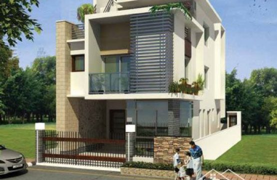 Fully furnished house on rent at CG hills colony