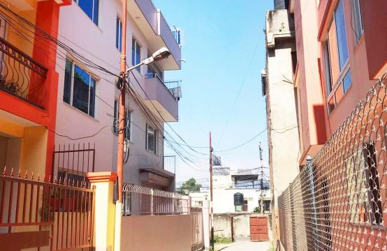Semi Furnished House for rent