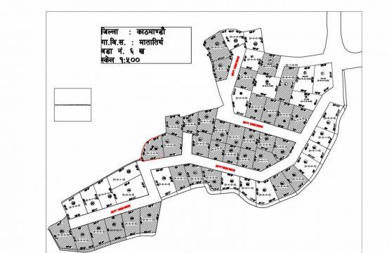 Plotted land on sale : मातातिर्थ बौथलि चोक नजिकको प्लटिङ्गमा जग्गाहरु बिक्रीमा