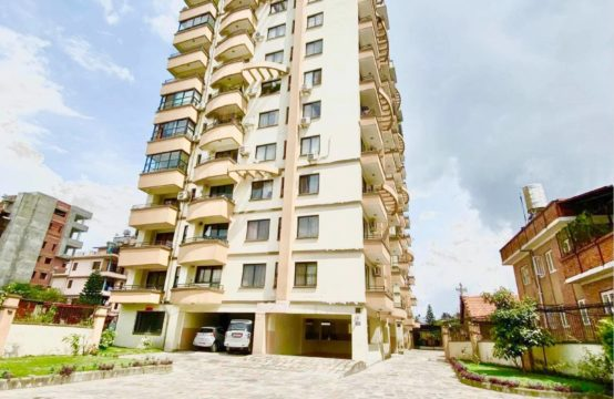 3BHK furnished apartment for Rent