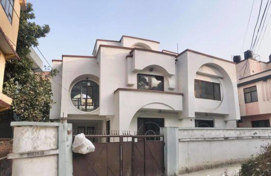 House for Rent at Patan :चाकुपाटमा ७ आना जग्गाको २.५ तल्ले आकर्षक घर भाडामा
