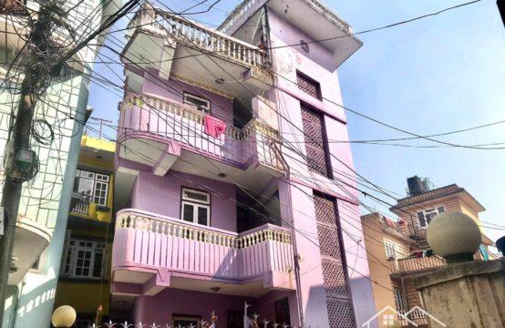 1BHK flat for Rent in Ranibari : रानीवारीमा १ बेडरुम फल्याट भाडामा
