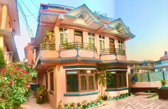 Flat on rent : नख्खिपोटमा आकर्षक ३ बेडरुम फ्ल्याट भाडामा