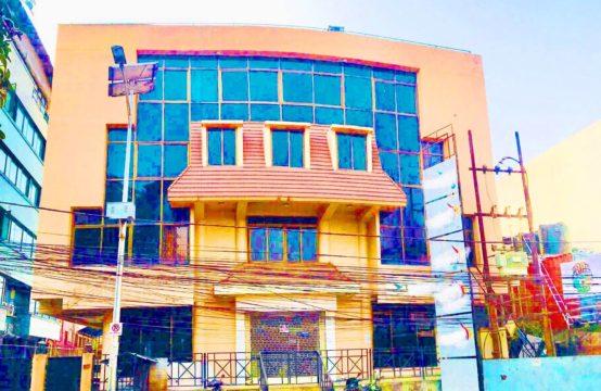 Commercial Building for Rent in Naxal: नक्सालमा १५००० स्क्वार फिटको व्याबसायिक भवन भाडामा