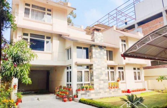 House for rent : थापाथलिमा १० आना जग्गामा बनेको आकर्षक घर भाडामा