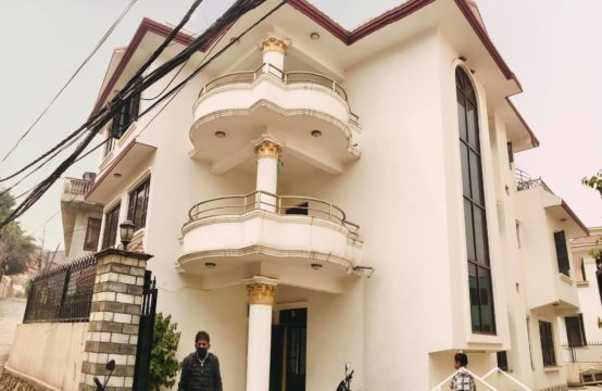 House For Rent At Sanepa Heights