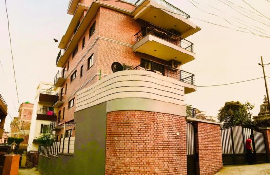 3 BHK Furnished Apartment for Rent