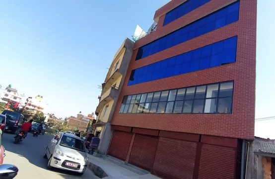 Commercial house for Rent:वुद्दनगर धोविखोला कोरिडोरमा आकर्षक व्यावसायिक घर भाडामा