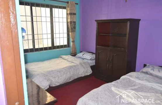 1BHK Furnished Apartment for Rent in Balaju Height