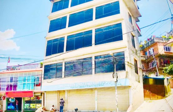Chhauni  Semi-commercial House/commercial Office Building For Rent