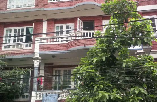 5 Storey House on Rent at Anamnagar, Kathmandu
