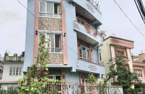 2BHK Flat for Rent at  Red-chilly Chowk