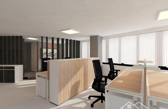 Centrally Located & Semi Furnished Ready-to-move Office Space On Rent