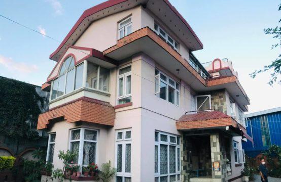 A modern Semi- furnished bungalow for Rent: सितापाइलामा आकर्षक ५ बेडरुम फर्निश्ड बाङ्गलो घर भाडामा