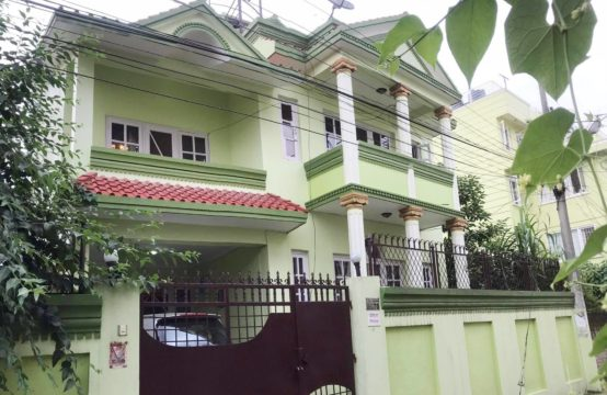 4BHK Semi-Furnished House for Rent